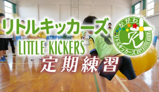 【リトルキッカーズ】定期練習の様子|香川県高松市で発達障害児を中心とするフットサルチーム