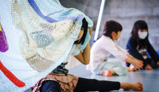 サーカス体験してきました!|瀬戸内サーカスファクトリー リバティキッズ体験会[お試し教室] at 絶景劇場